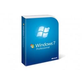 Microsoft Windows 7 Professional 32-Bit/64-Bit