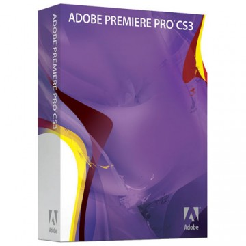 Adobe Premiere Pro CS3 (Windows) Retail Edition