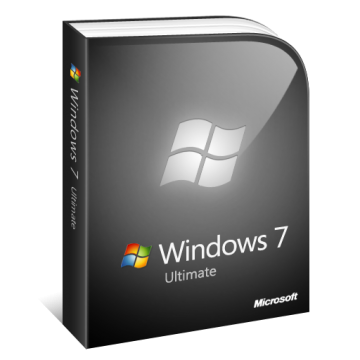 Microsoft Windows 7 Ultimate 32/64-bit