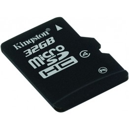 Kingston 32GB microSD Flash Memory Card