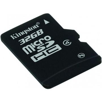 Kingston 32GB microSD Flash Memory Card