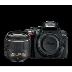 Nikon D5300 with 18-55mm VR II Lens Kit